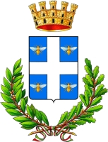 coat of arms for Avigliana, Italy