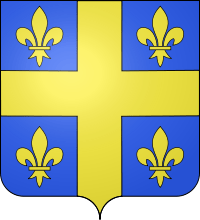 coat of arms for Chalons-en-Champagne, France