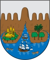 coat of arms for Santiago de Cali, Colombia