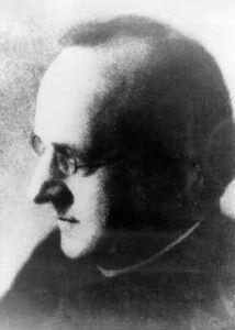 photograph of Blessed Bernhard Lichtenberg, date unknown, photographer unknown