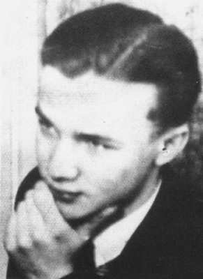 Blessed Edward Kazmierski, date, location and photographer unknown; swiped from Santi e Beati