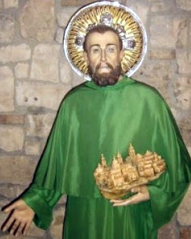 Blessed Francus of Francavilla