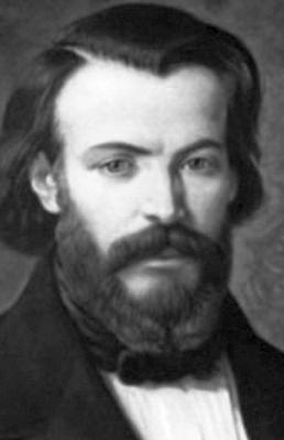 Blessed Antoine-Frédéric Ozanam