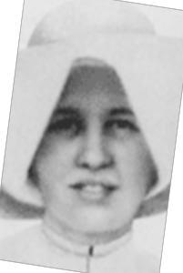 Blessed Giuseppina Nicoli