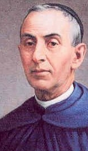 detail of a portrait of Blessed Luigi Maria Monti, date unknown, artist unknown; swiped off the Vatican web site