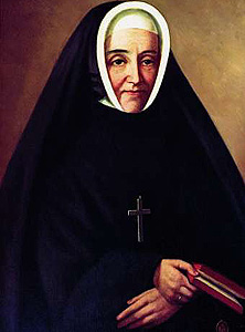 Blessed Maria Anna Blondin