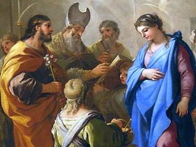 Espousal of Blessed Virgin Mary and Saint Joseph