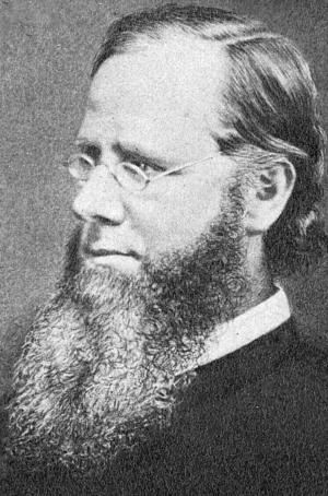 Father Isaac Thomas Hecker, c.1890