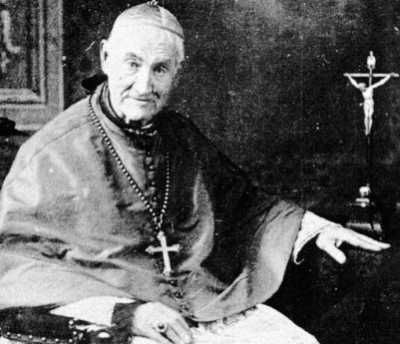 photograph of Saint Giovanni Antonio Farina; c.1880, photographer unknown; swiped from Wikimedia Commons; click for image source