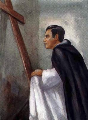 Saint Ðaminh Trach Ðoài