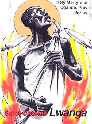 Saint Charles Lwanga