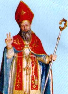 Saint Deusdedit of Montecassino