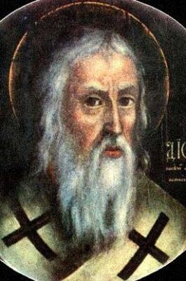 Saint Dionysius the Aeropagite