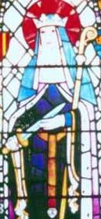 Saint Ebbe the Elder