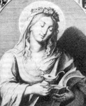 Saint Hiltrude of Liessies