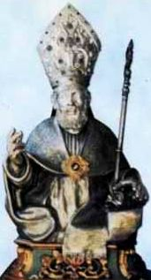 Saint Paride of Teano