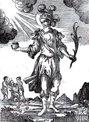 Saint Pontius of Cimiez