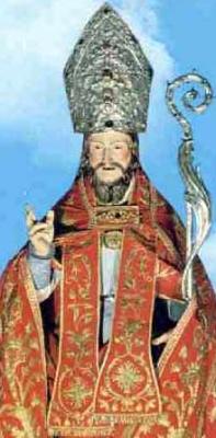 Saint Priscus of Capua