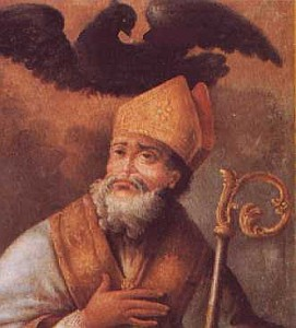Saint Ruggero of Canne