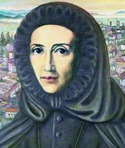 Saint Teresa Eustochio Verzeri