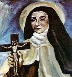 Saint Teresa Margaret Redi