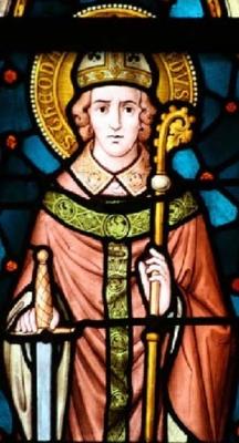 Saint Theodard of Maastricht