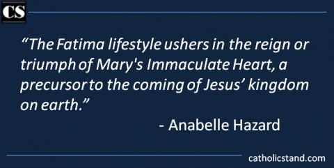 Anabella Hazard - Fatima