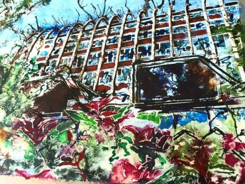The Toastrack – Latest Manchester Painting