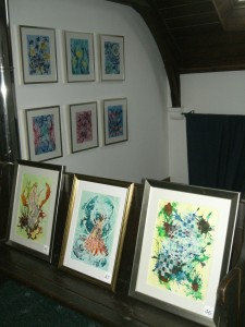 From Circles to Cities for Bucks Open Studios 2011