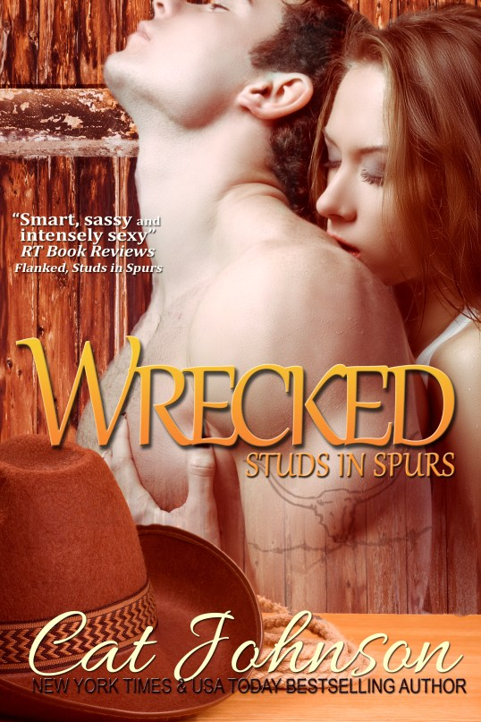 Wrecked (Studs in Spurs)