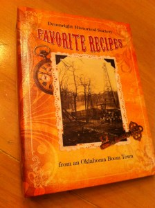 Drumright Historical Society Cookbook