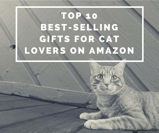 Gifts for cat lovers Amazon