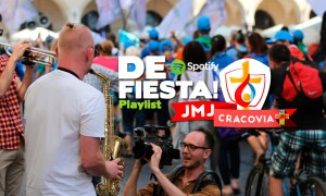 de fiesta jmj cracovia 2016 playlist