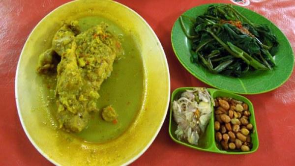 Masakan Khas Bali, Ayam betutu Khas Gilimanuk