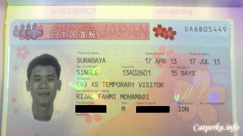 Huru - Hara Pengalaman Membuat Visa (Cover)