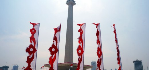 Wara Wiri Di Akhir Minggunya Jakarta