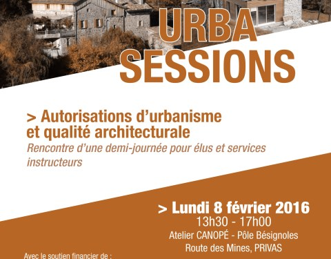 UrbaSession n°5<br><p class=