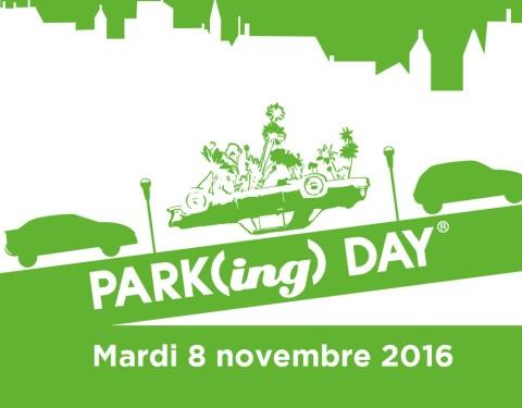 Park(ing) Day en centre-ville de Privas<br><p class=