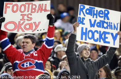 Fan Fatigue: The NHL gets the Cold Shoulder