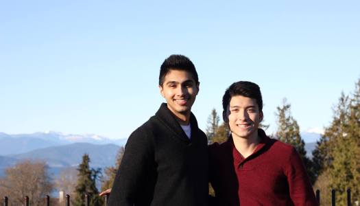 Tanvir & Tyler – Sauder in Love