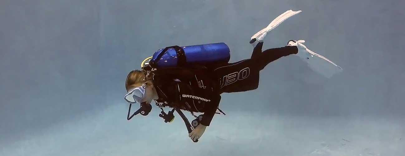 Real buoyancy control