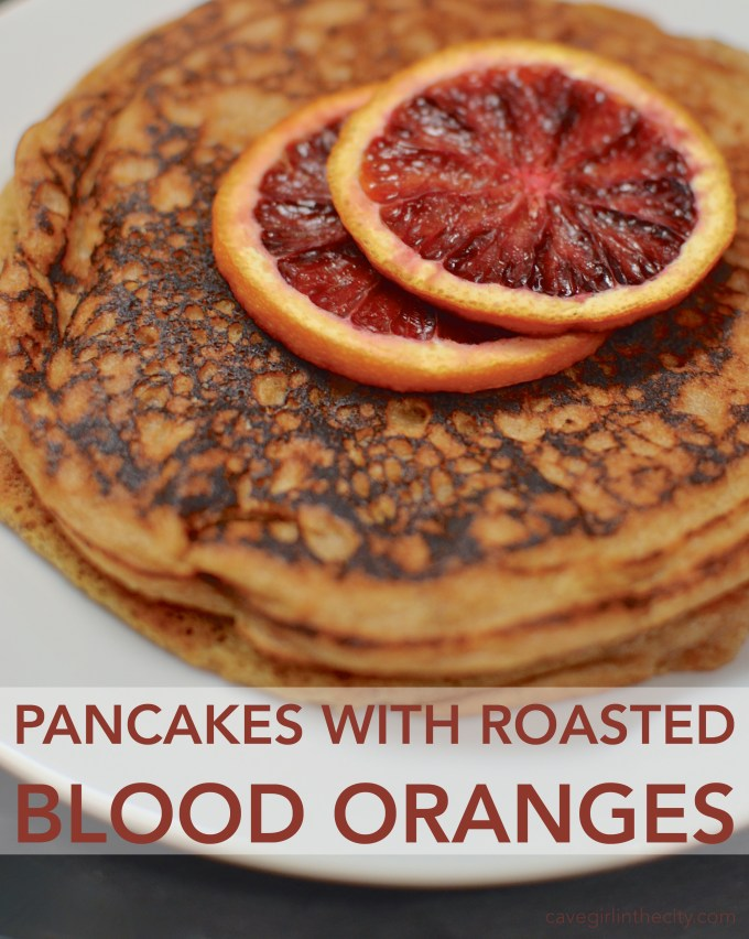 Pancakes and Oranges