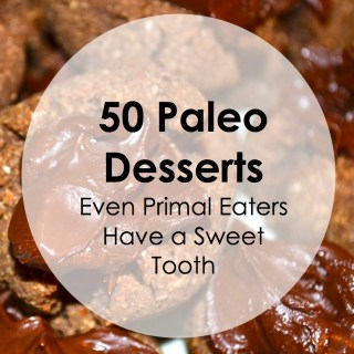 Paleo Pointers: The 50 Best Paleo Desserts