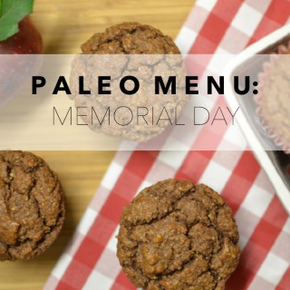 Paleo Menu: Memorial Day