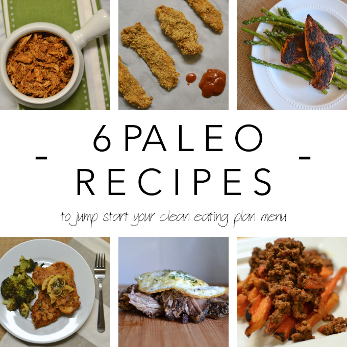Paleo Pointer_6 Paleo Recipes