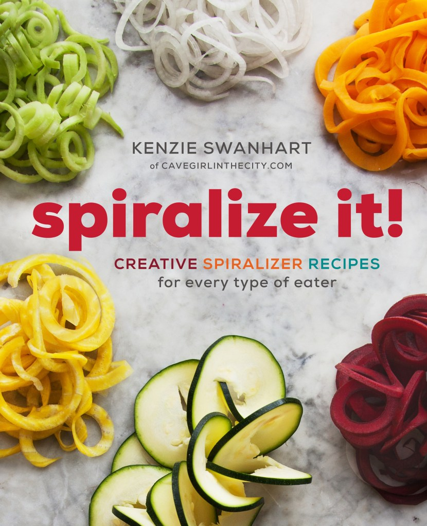 spiralize it cover
