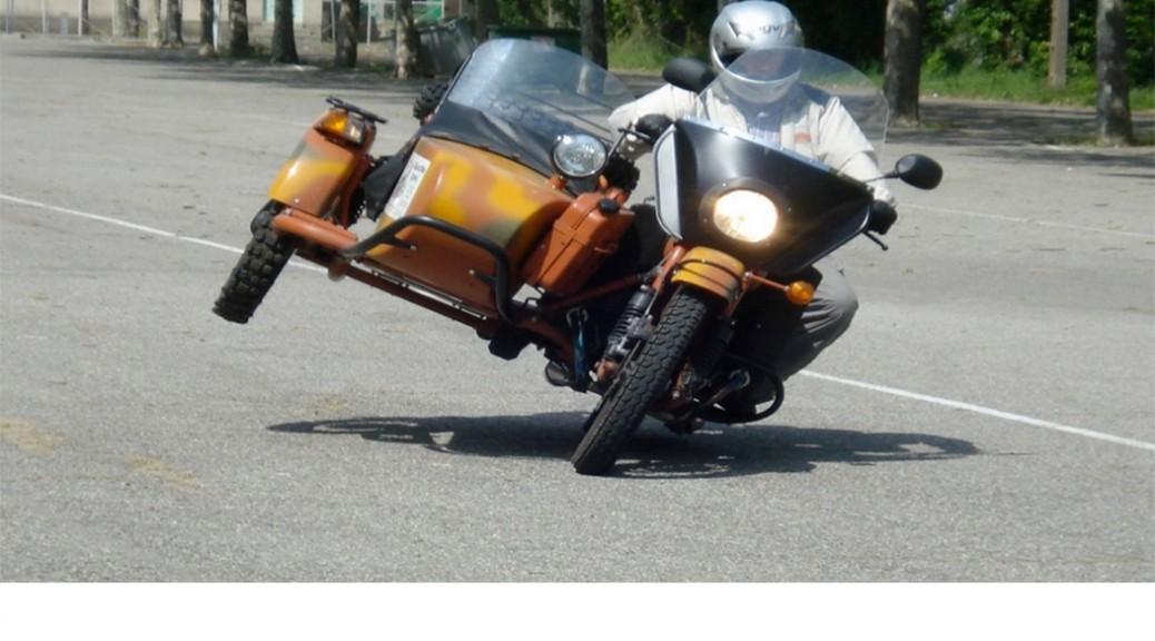 formation side-car classic bike esprit