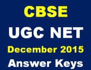 CBSE_UGC_NET_December_2015_AnswerKeys