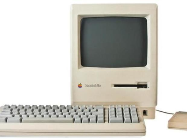 1984 - Macintosh 128K - Macintosh through the years - Pictures - CBS News