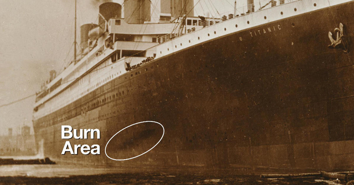 Documentary identifies second culprit in the sinking of the Titanic     Documentary identifies second culprit in the sinking of the Titanic   CBS  News